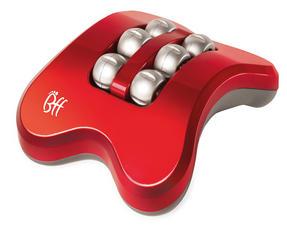 JML V13143 BFF Mini Vibrating Pressure Point Foot Massager Thumbnail 1