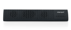 Intempo Mini Bluetooth Sound Bar, Black Thumbnail 1