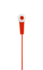 Intempo Buddy Buds Earphones, Orange Thumbnail 2