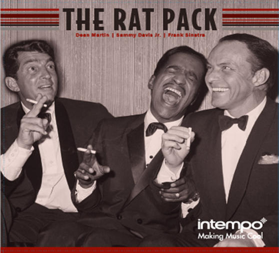 Intempo EE2282 The Rat Pack LP Vinyl Record