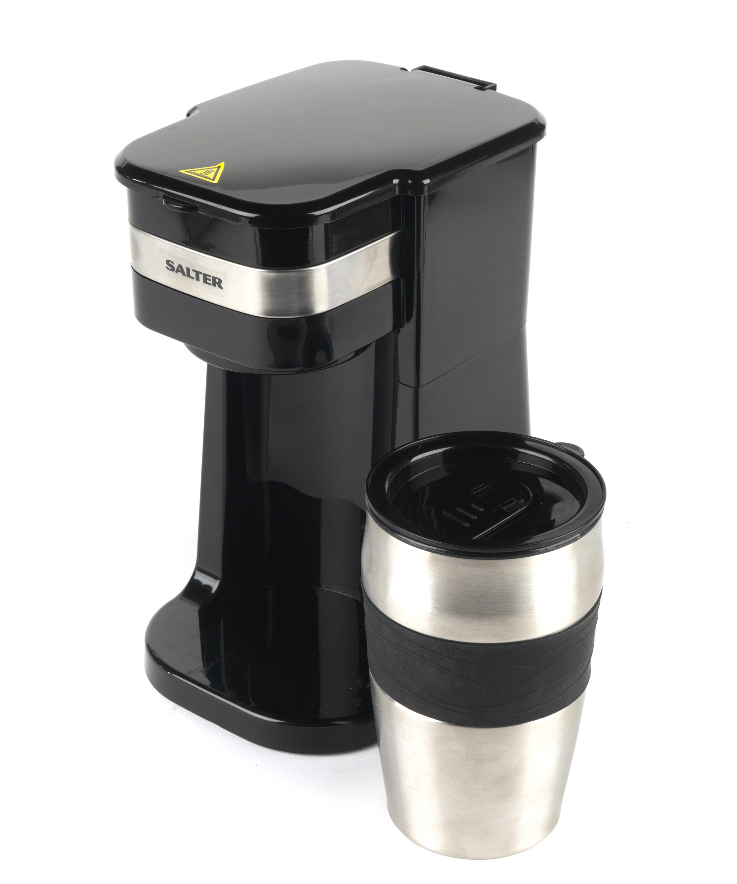 Salter Coffee Maker to Go Personal Filter Coffee Machine - Kitchen Tools - Salter