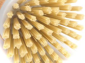 Beldray Natural Dish Brush, 22cm, Bamboo Thumbnail 4