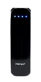 Intempo Pocket Size Power Source for Smartphone, 2200mAh, Black Thumbnail 3