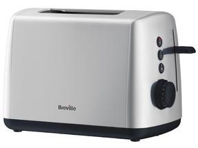 Breville Vista 2-Slice Toaster, Brushed Stainless Steel