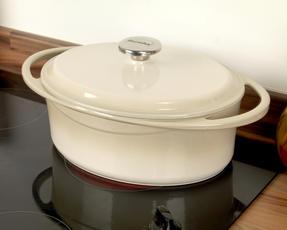 Berndes 20 cm Round Casserole Dish and 29 cm Oval Casserole Dish Thumbnail 8
