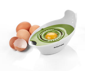 Salter 4 in 1 Food Prep Set with Juicer, Grater, Herb Stripper and Egg Separator Thumbnail 3