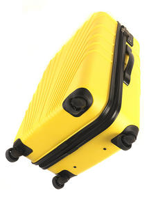 "Constellation Galloway ABS Suitcase, 28"", Yellow Thumbnail 3"