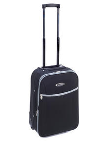 Constellation Rome Eva 3 Piece Suitcase Set, 16?, 20?, 28?, Black Thumbnail 3