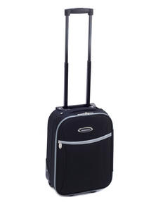 Constellation Rome Eva 3 Piece Suitcase Set, 16?, 20?, 28?, Black Thumbnail 4