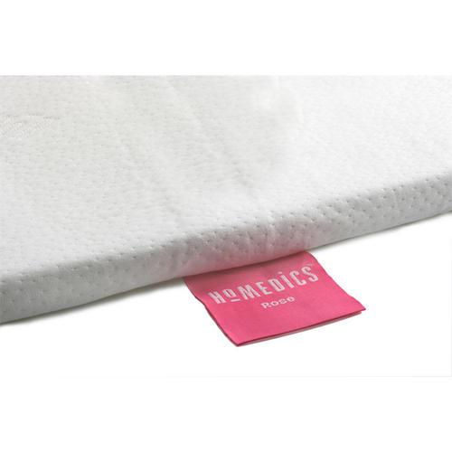 Homedics Memory Foam Single Mattress Topper Rose 2 5cm Memory Foam Products No1brands4you
