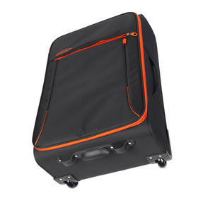 "Constellation Superlite Suitcase, 28"", Black/Orange Thumbnail 3"