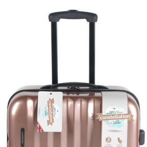 "Constellation Athena ABS Hard Shell Suitcase, 28"", Rose Gold Thumbnail 2"
