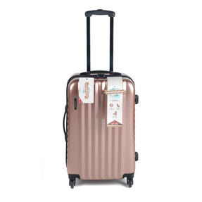 "Constellation Athena ABS Hard Shell Suitcase, 24"", Rose Gold Thumbnail 1"