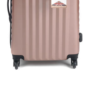 "Constellation Athena ABS Hard Shell Suitcase, 24"", Rose Gold Thumbnail 3"