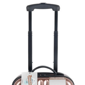"Constellation Athena ABS Hard Shell Cabin Suitcase, 20"", Rose Gold Thumbnail 2"