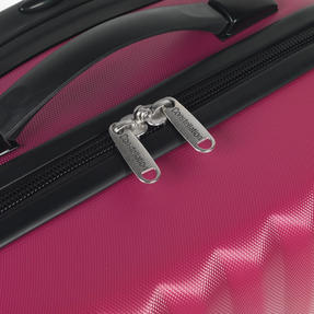 "Constellation Eclipse Hard Shell Suitcase, 20"", Pink Thumbnail 3"