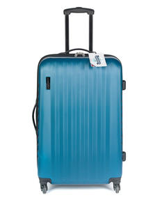 "Constellation Eclipse ABS Hard Shell Suitcase Set, 20"", 24"" & 28"", Blue Thumbnail 2"