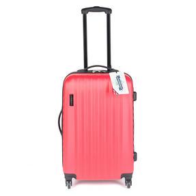 "Constellation Eclipse 4 Wheel Suitcase, 24"", Pink Thumbnail 2"
