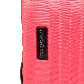 "Constellation Eclipse 4 Wheel Suitcase, 24"", Pink Thumbnail 4"