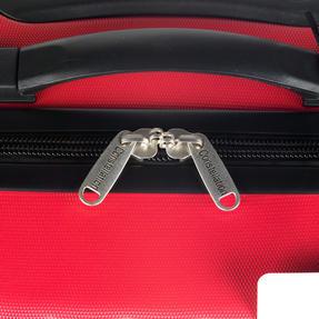 "Constellation Eclipse 4 Wheel Suitcase, 24"", Pink Thumbnail 5"