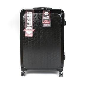 "Constellation Mosaic Two Piece Suitcase Set, 20""/28"", Black Thumbnail 2"