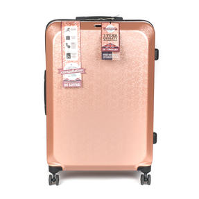 "Constellation LG00659RGSDMIL Mosaic Two Piece Suitcase Set, 20""/28"", Rose Gold Thumbnail 2"