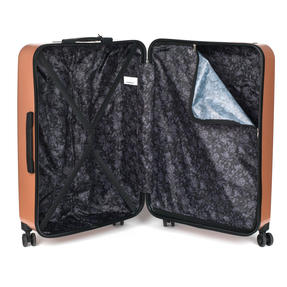 "Constellation LG00659RGSDMIL Mosaic Two Piece Suitcase Set, 20""/28"", Rose Gold Thumbnail 3"