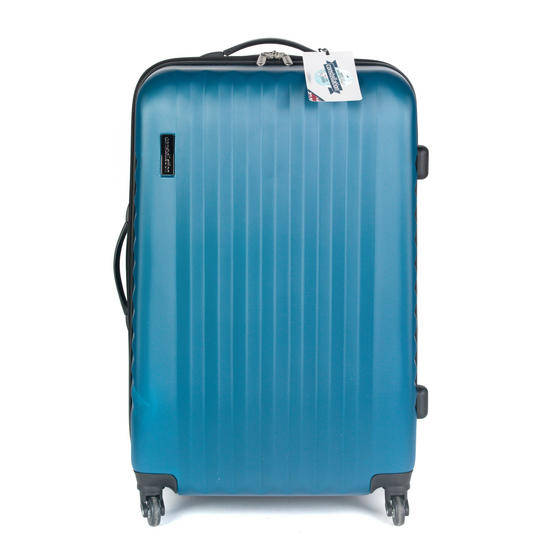 "Constellation Eclipse Four Wheel Suitcase, 28"", Blue"