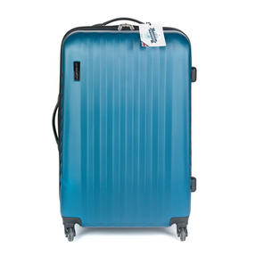 "Constellation Eclipse Four Wheel Suitcase, 28"", Blue Thumbnail 1"