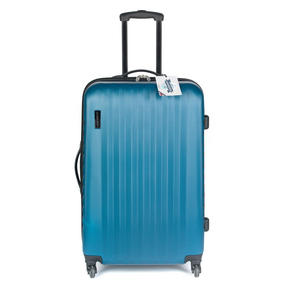 "Constellation Eclipse Four Wheel Suitcase, 28"", Blue Thumbnail 2"