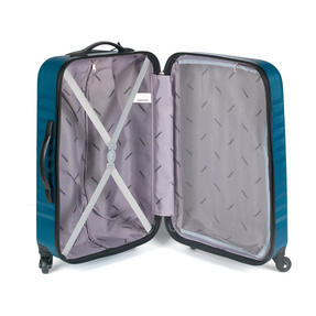 "Constellation Eclipse Four Wheel Suitcase, 28"", Blue Thumbnail 3"
