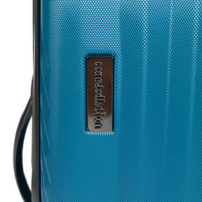 "Constellation Eclipse Four Wheel Suitcase, 28"", Blue Thumbnail 4"