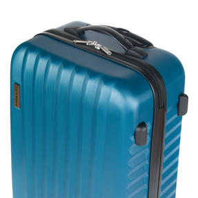 "Constellation Eclipse Four Wheel Suitcase, 28"", Blue Thumbnail 6"