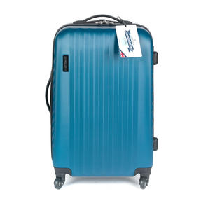 "Constellation Eclipse 4 Wheel Suitcase, 24"", Blue Thumbnail 1"