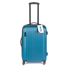 "Constellation Eclipse 4 Wheel Suitcase, 24"", Blue Thumbnail 2"