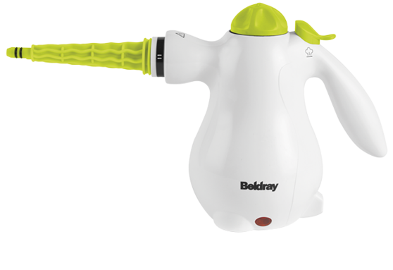Beldray Lime Handheld Steam Cleaner Thumbnail 2