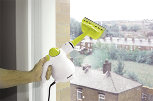 Beldray Lime Handheld Steam Cleaner Thumbnail 5