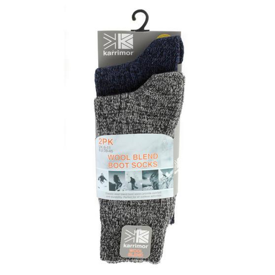 Karrimor Boot Socks Twin Pack