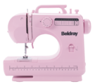 Beldray 12 Stitch Sewing Bundle Pink