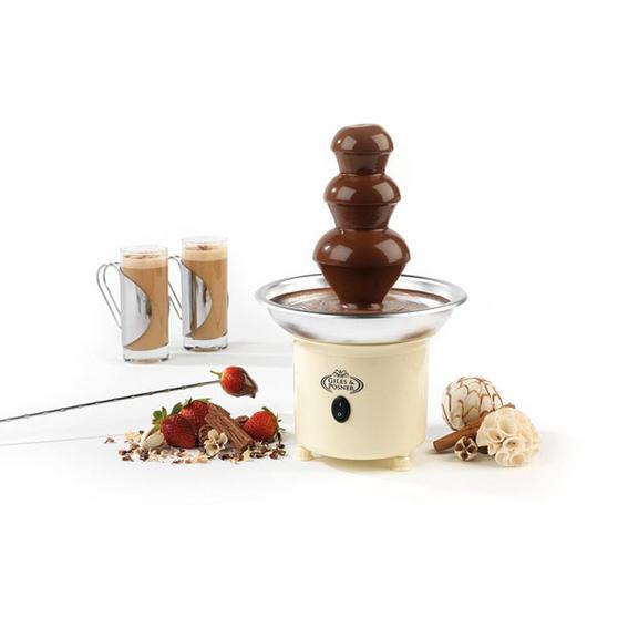 Giles & Posner Mini Cream Chocolate Fountain
