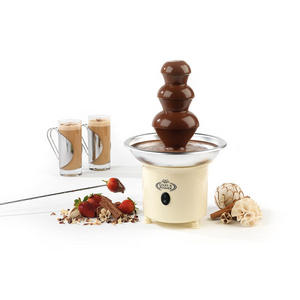Giles & Posner Mini Cream Chocolate Fountain