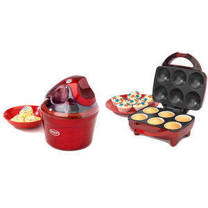American Originals Party Pack 13 - Ice Cream & Cupcake Machines