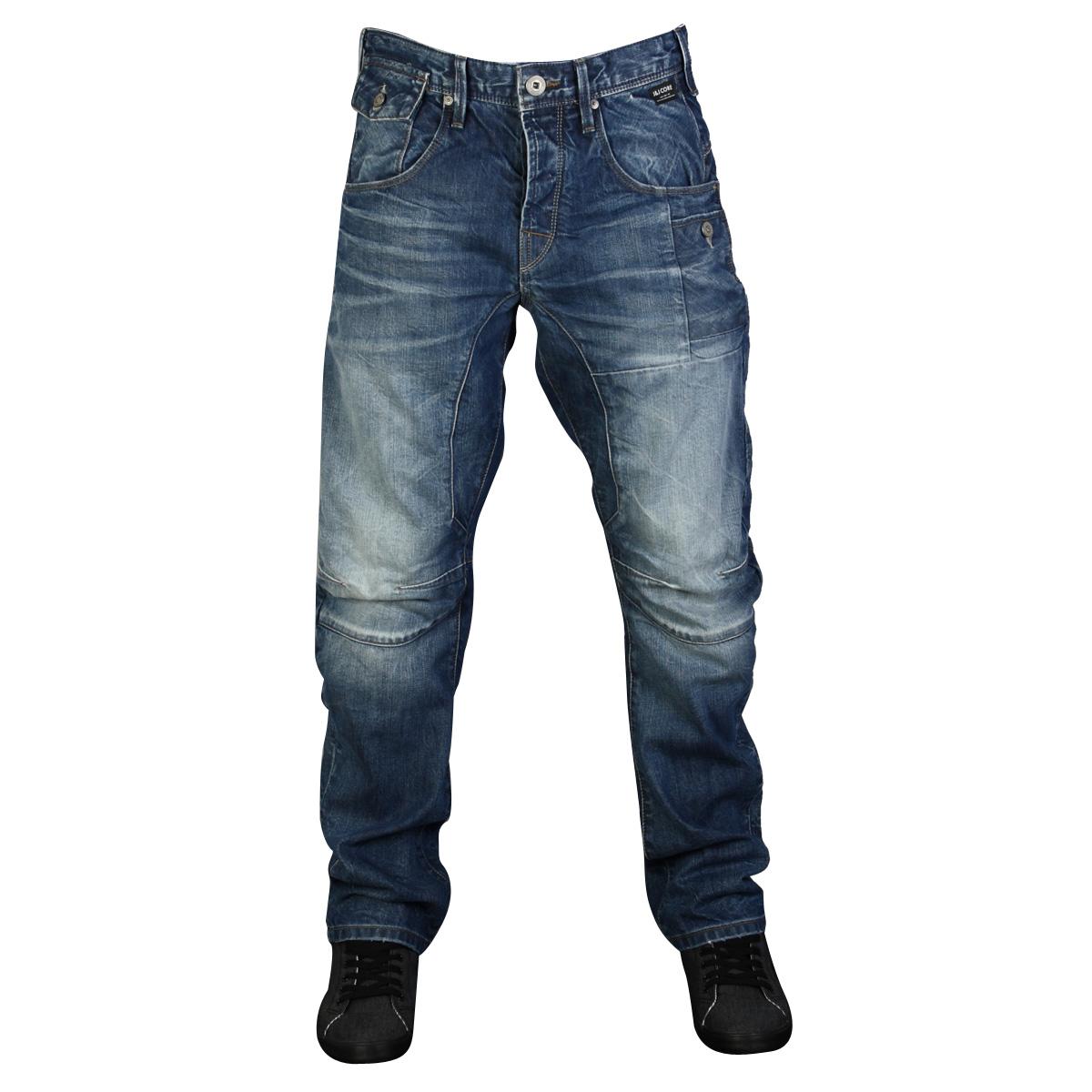 core jack jones stan osaka anti fit denim jeans all waist leg. Black Bedroom Furniture Sets. Home Design Ideas