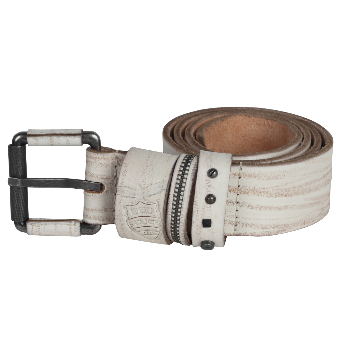 new mens 883 designer branded leather buckle