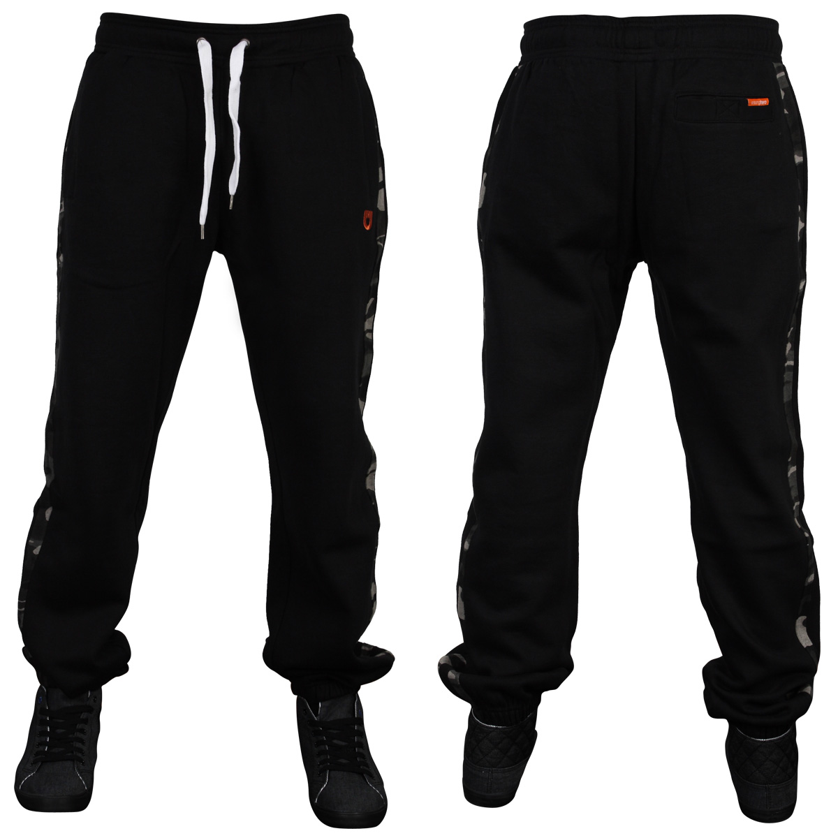 Mens Black Joggers Pants at Macy's come in all styles and sizes. Shop Men's Pants: Dress Pants, Chinos, Khakis, Black Joggers pants and more at Macy's! Macy's Presents: The Edit - A curated mix of fashion and inspiration Check It Out.