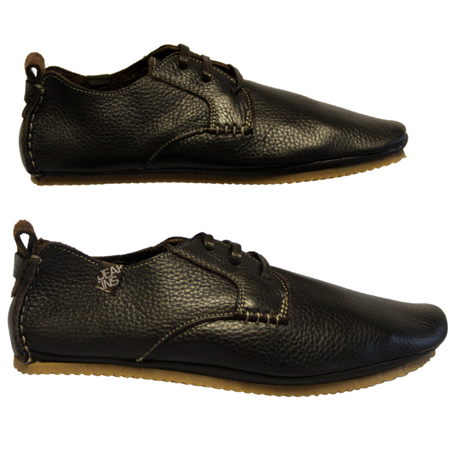 NEW-MENS-BROWN-DEAKINS-NETWORK-DESIGNER-LACE-UP-LEATHER-SHOES-SIZES-6-13-UK