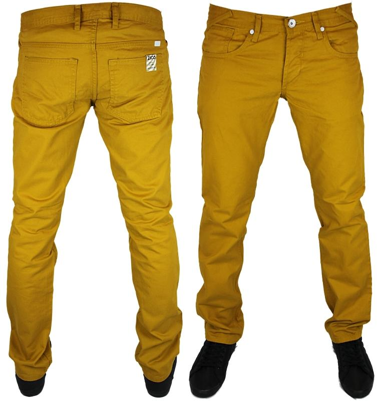 nouveau homme zico jeans skinny twill homme pantalon chino slim tous taille et jambes taille ebay. Black Bedroom Furniture Sets. Home Design Ideas