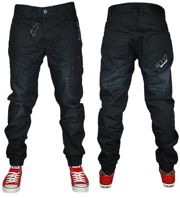 New Kids Boys Eto Eb351 Designer Tapered Fit Cuffed Denim Jeans All Waist Sizes Ebay