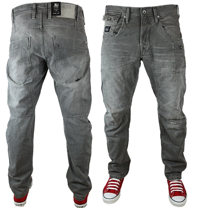 new mens jack jones jeans stan osaka anti fit chinos all waist and. Black Bedroom Furniture Sets. Home Design Ideas