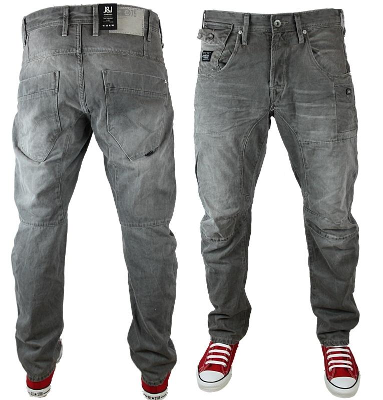new mens jack jones jeans stan osaka anti fit chinos all waist and leg sizes ebay. Black Bedroom Furniture Sets. Home Design Ideas